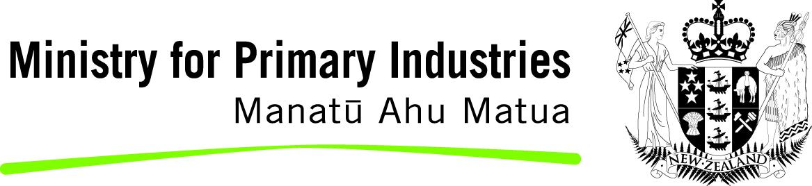 NZ MPI logo