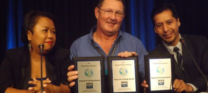 2nd Stop IUU Fishing Award Winners Announced